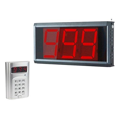 Personenrufsystem. Wartenummer Anzeigetafel ZJ-39, Rufsender TSYK-JP999