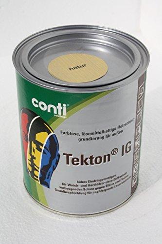 Conti Tekton IG Holzschutzgrundierung farblos (0,75 Liter)