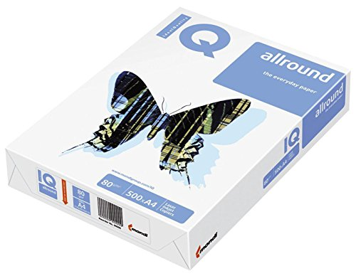 Preisvergleich Produktbild 5 PG Mondi 88008253 IQ allround Größe A3 Gewicht 80 g/qm