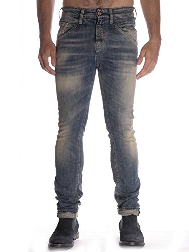 Pantalone Meltin Pot Lone in Jeans Stretch 28, Variante Unica MainApps