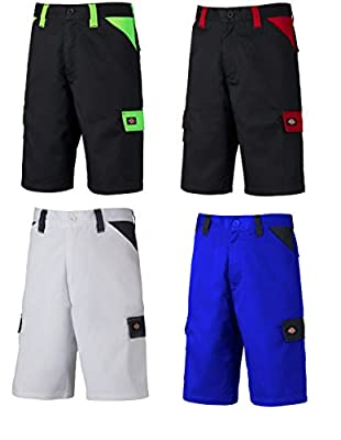 Dickies Everyday 24/7 Shorts, Two Tone, 240g/m², verschiedene Farben, optimale Passform, Arbeitsshorts