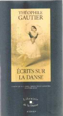 Ecrits sur la danse