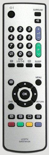 Telecomando per Sharp Aquos LCD GA531WJSA (LC-32SA1E LC-26SV1E (Sharp Aquos)