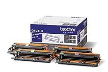 Brother DR243CL Tamburo Originale per Stampanti DCP-L3550CDW, MFC-L3730CDN, MFC-L3750CDW, MFC-L3770CDW, HL-L3210CW, HL-L3230CDW, HL-L3270CDW, Capacità fino a 18.000 Pagine