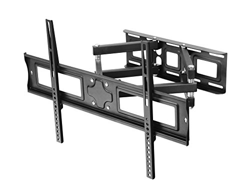 "CNCT Premium Heavy Duty (Weight Capacity - 80 KGS , VESA - 900 mm , Screen Size - up to 100"") WALL MOUNT Bracket / Stand DUAL ARM TILT for upto 100"" LCD - Plasma - LED - OLED TV - Displays - Monitors from Sony - Samsung - LG - Dell - Philips - Hitachi - Toshiba - Acer in sizes from 50"" - 55"" - 60"" - 65"" - 72"" - 80"" - 90"" - 100"""