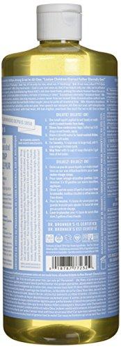 41%2Bj6WuzhtL - Dr Bronner'S | Baby Castile Liquid Soap | 1 x 946ml