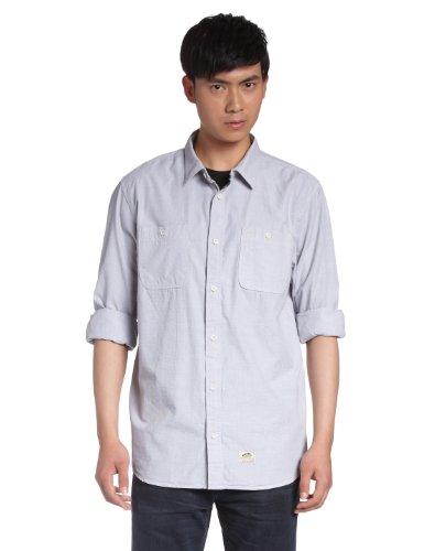 Vans Uilder Men's Shirt Woven Long Sleeve