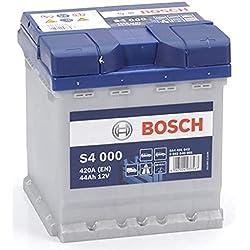 Bosch S4000 Batterie de Voiture 44Ah-420A