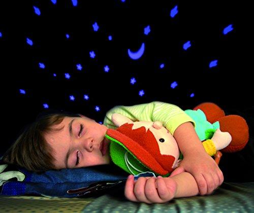ANSMANN Sternenlicht Marienkäfer LED Sternenhimmel-Projektor Nachtlicht Lampe Einschlafhilfe für Baby/Kinder/Erwachsene – Testsieger (Vergleich.org 03/2017) - 5