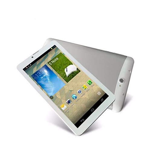 GTFHUH 3G GSM phablet 7-Zoll-Android-Tablet, phablet Tablet Quad-Core-Pad, 8 GB Festplatte, Telefonanruf Dual SIM Slot Tablette, Tablette 3G-Telefon integrierte GPS-Sensor, Wi-Fi, Bluetooth, FM