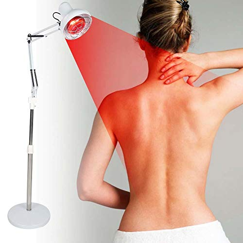 Infrarot Physiotherapie Lampe Infrarotlampe für Physiotherapie Therapie Heizung Teleskop light pain relief health care