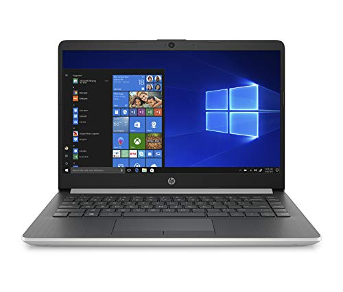 "HP 14-dk0002ns - Ordenador portátil de 14"" FullHD (AMD Ryzen 5-3500U, 8GB RAM, 512GB SSD, AMD Radeon Vega 8, Windows 10) color plata - teclado QWERTY"