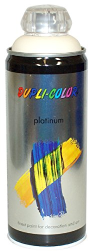 Preisvergleich Produktbild Dupli-Color 720130 Platinum he.elfenbein sdm. 400  ml
