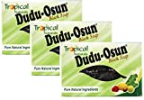 Dudu-Osun - Schwarze Seife aus Afrika (3 x 150 g)