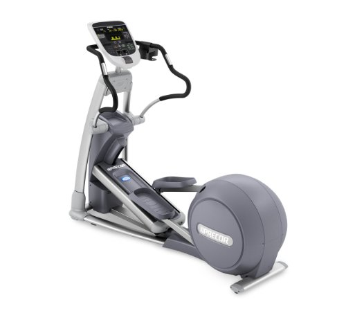 Precor EFX 833 Commercial Series Elliptical Fitness Crosstrainer