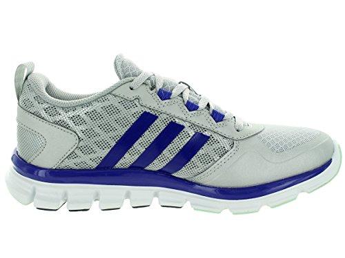 Vitesse Adidas Performance Trainer 2 W Chaussures, Noir / Metallic de carbone / blanc, 5 M Us Silvmt/Sentfl/Frogrn