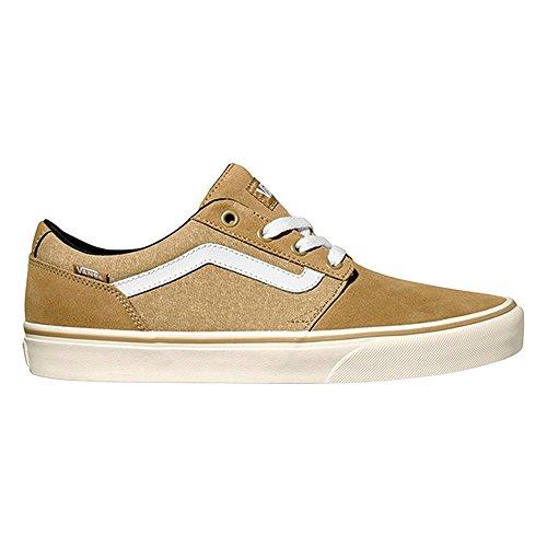 Vans Mn Chapman Stripe, Sneakers Basses Homme (SUEDE CANVA