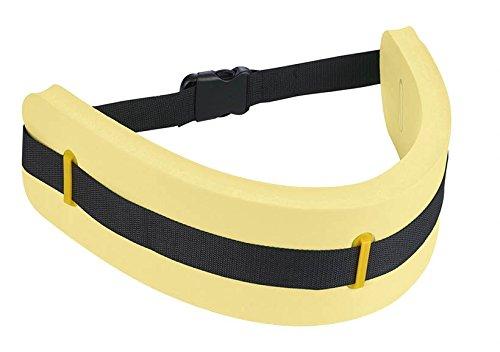 Beco Monobelt Größe L gelb Schwimmgürtel Schwimmhilfe Schwimmtraining Wasserspor