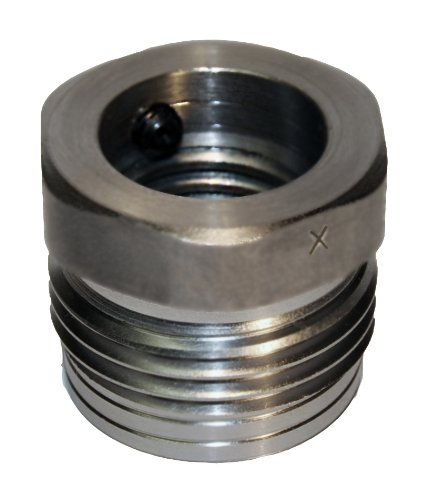 1 x 8tpi Insert WITH SETSCREW for Nova Chucks used on reversing lathes by Nova -