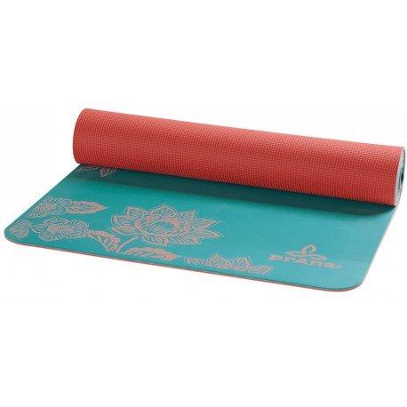 Prana Henna E.C.O. Yoga Matte, Unisex, Libelle