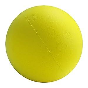 First-Play - Pelotas de Espuma estándar, Color Amarillo, 20 cm