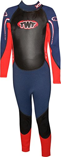 twf-kids-xt3-k11-full-wetsuit-navy-red-10-11-years
