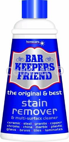 Bar Keepers Friend Multi Surface Household Cleaner & Stain Remover Cream (Bar Keepers)