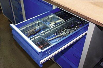 Preisvergleich Produktbild Schubladen-Einteilungs-Set für Schubladenschränke