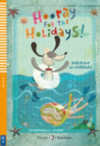 Hooray for the Holidays! + CD (Young Eli readers Stage 1 A1) by Dominique Guillemant (2012-01-12)