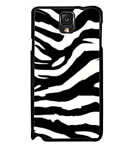 Fuson Tiger Pattern Designer Back Case Cover for Samsung Galaxy Note 3 :: Samsung Galaxy Note Iii :: Samsung Galaxy Note 3 N9002 :: Samsung Galaxy Note 3 N9000 N9005 (Ethnic Pattern Patterns Floral Decorative Abstact Love Lovely Beauty)