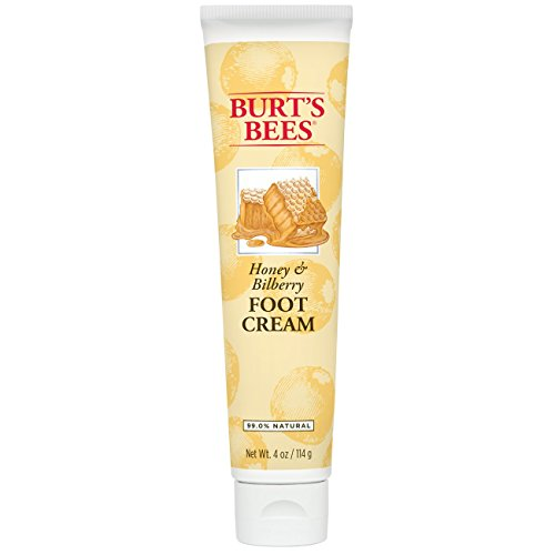 BURT'S BEES - Foot Creme Honey & Bilberry - 4 oz. (114 g)