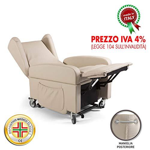 Poltrona Reclinabile Classica.Poltrona Reclinabile Elettrica Classifica Prodotti