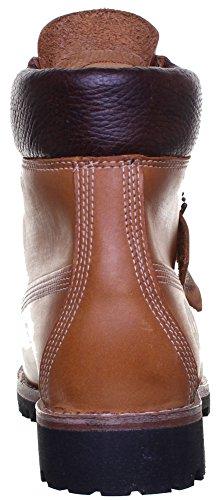 Timberland 5901R mat Chaussures en cuir pour homme Beige - Wheat CK