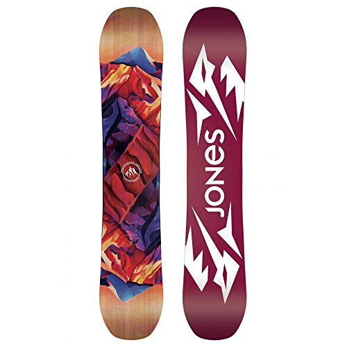 Jones tavola Twin Sister Snowboard