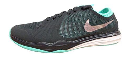 Max Jordan Fusion (Nike W Nike Dual Fusion Tr 4 - anthracite/mtlc platinum-hyper, Größe:5.5)
