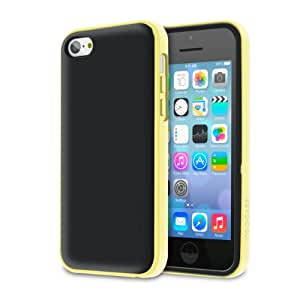 Roocase Apple Iphone 5C Dual Layer Case (Yellow) Advanced Shock Absorption Technology