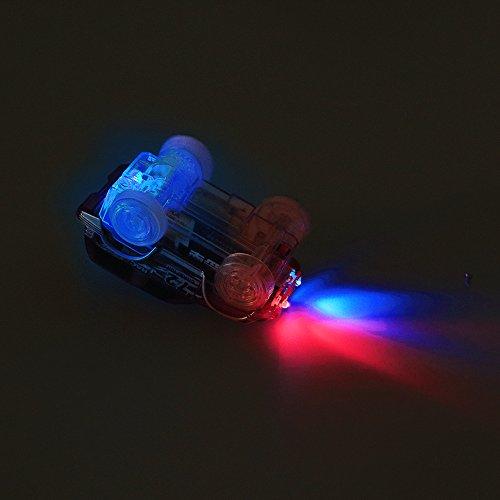 2 Coches con Luces para Pista Circuito