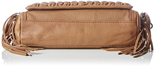 Liebeskind BerlinNisha bellows/vintage - Borse a tracolla Donna Marrone (Marron (new Toffee 510 0688))