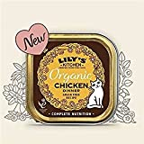 Lilys Kitchen Pollo orgánico para gatos (85 g x 19)