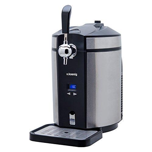 H. Koenig BW18805Litre Beer Pump–Suitable for all Beer Barrels