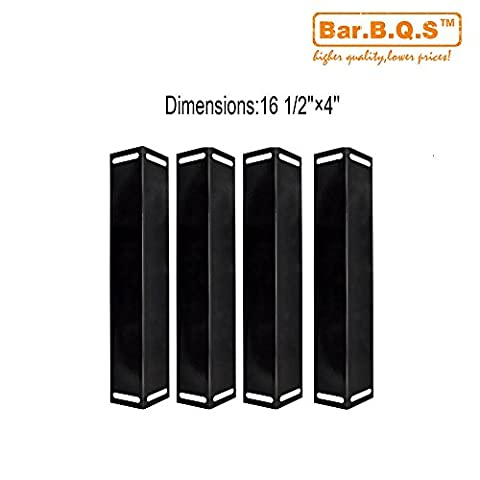 Bar.b.q.s Gas Barbecue Parts 92151 (4-pack) Porcelain Steel Heat Plate,