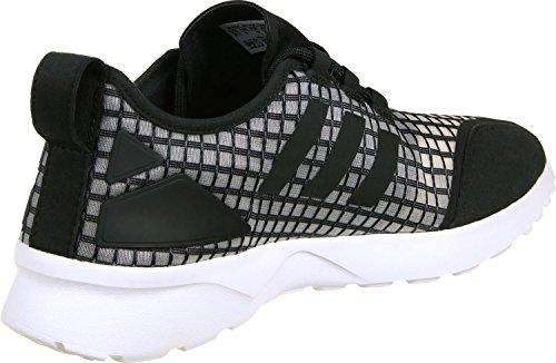 Adidas OriginalsZX Flux ADV Verve - Scarpe da Ginnastica Basse Donna Nero