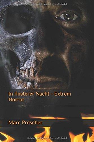 Buchcover In finsterer Nacht - Extrem Horror