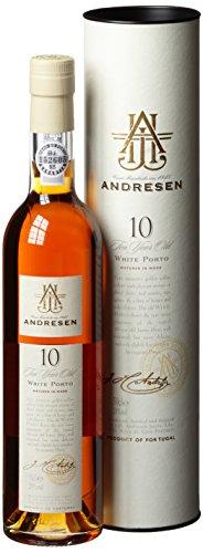 Andresen White Port 10 Jahre (1 x 0.5 l)