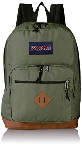 JANSPORT City View Backpack Muted Green