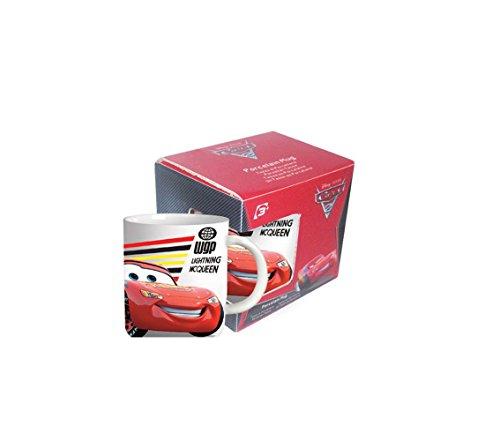 DISNEY CARS KERAMIK BECHER / TASSE IN GESCHENKBOX CUP MUG (Disney Keramik)