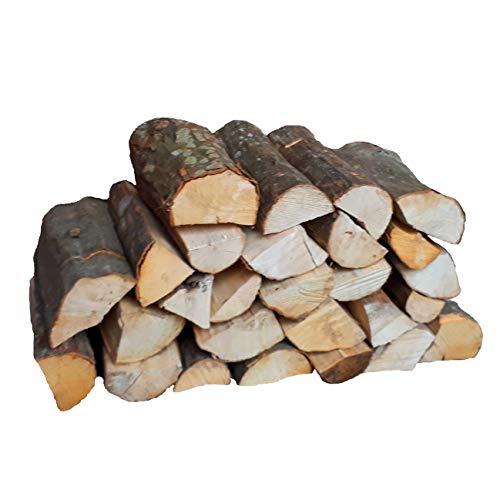 Kaminholz Restfeuchte unter 15% - 26cm Holzscheite Buche luftgetrocknet Brennholz Feuerholz (10)