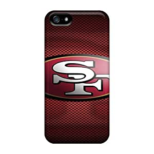 Special Qqoo Skin Case Cover For Iphone 5/5s, Popular San Francisco 49ers Phone Case