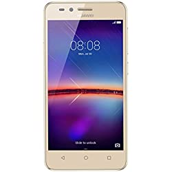 Huawei Y3 II Pro Smartphone, Dual-SIM, 8 GB, Bianco/Champagne