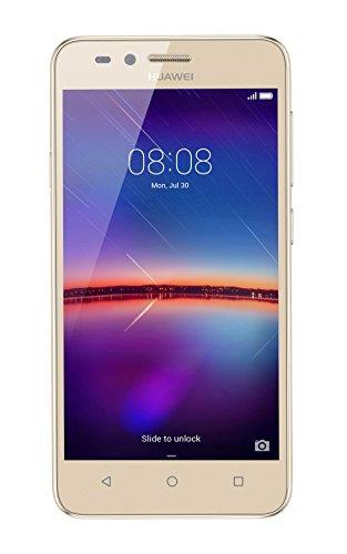 Foto Huawei Y3 II Pro Smartphone, Dual-SIM, 8 GB, Bianco/Champagne